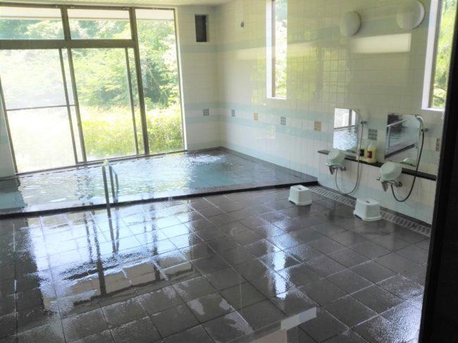 うぶかの郷,お風呂