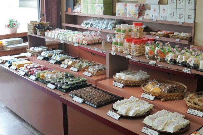 玉泉堂,和菓子