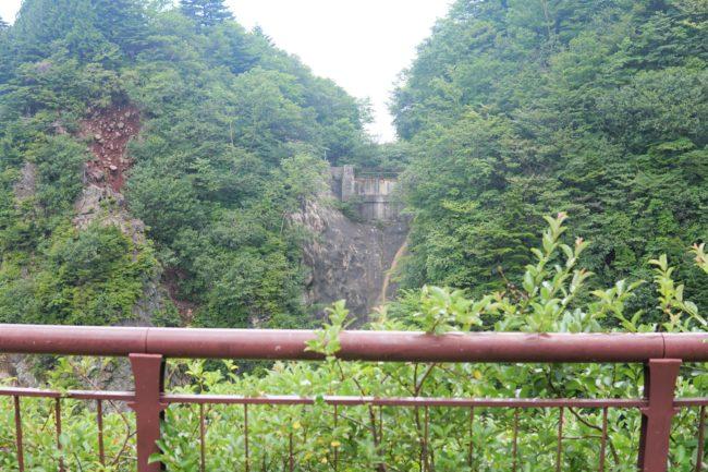不動沢橋跡3