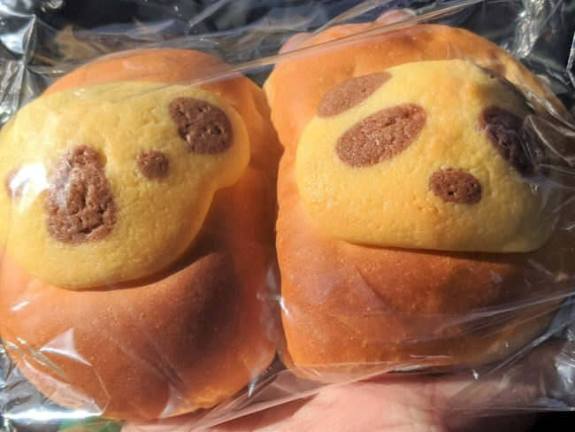 仲良しパン