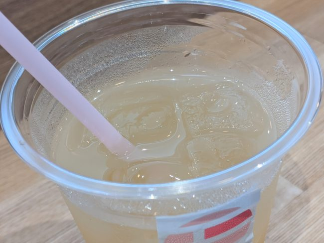 桃ジュース