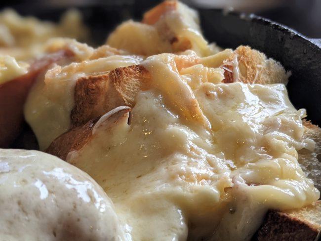 チーズ料理