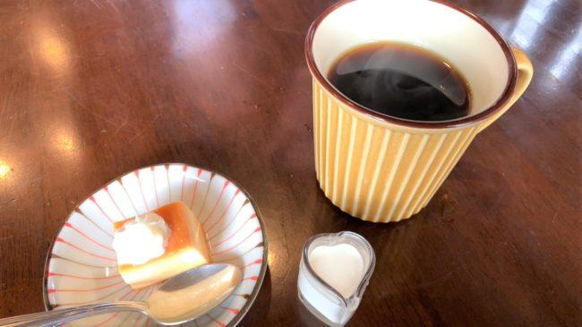 コーヒー,プリン
